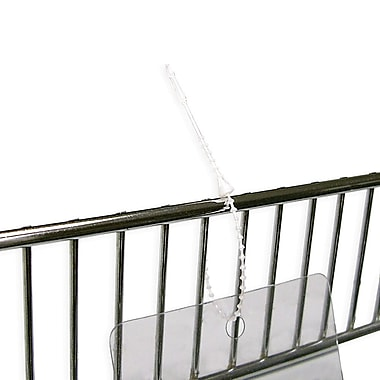 IDL Displays Secur-A-Tie Permanent Locking Strap, 5