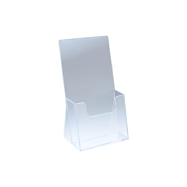 IDL Displays Excelsior Countertop Brochure Holder For Literature, Up To 4