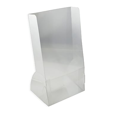 IDL Displays Flat Pack Free-Standing Literature Holder, 4