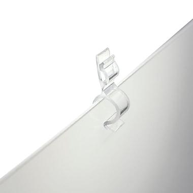 IDL Displays Clip Tag Holder, 25/Pack