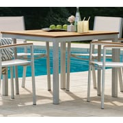 Oxford Garden Travira Dining Table; Teak