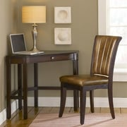 Hillsdale Solano Writing Desk with Chair; Cherry