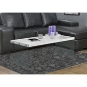 Monarch Specialties Inc. Coffee Table; White