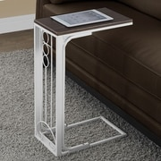 Monarch Specialties Inc. End Table; Cherry