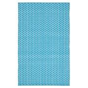 Safavieh Thom Filicia Summer Blue Indoor/Outdoor Rug; 2' X 12'
