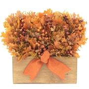 Urban Florals Bittersweet Season Tabletop Basket