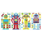 Wallhogs Build Your Own Robot Wall Decal