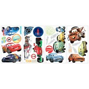 Wallhogs Disney ''Cars 2'' Cutout Wall Decal