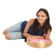 Wow Works LLC Donut Floor Pillow