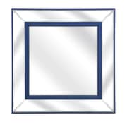 Woodland Imports Essentials Mirror; Marine Blue