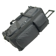 Netpack In-Line Skate 30'' 2 Wheeled Travel Duffel; Black
