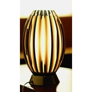 CaliforniaLighting 13'' H Table Lamp with Novelty Shade