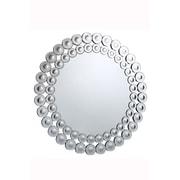Elegant Lighting Modern Crystal Mirror