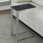 Monarch Specialties Inc. End Table; Cappuccino