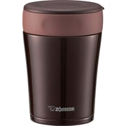 Zojirushi 12 oz. Food Jar; Caf  Brown