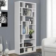 Monarch Specialties Inc. 72'' Standard Bookcase