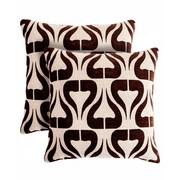 Pegasus Home Fashions Cleo Throw Pillow (Set of 2)