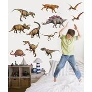 Wallhogs Lifelike Dinosaur Wall Decal