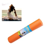 Soozier Yoga Mat; Orange