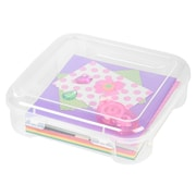 IRIS® 6x6 Scrapbook Storage Case, 8 Pack (150550)