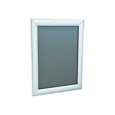 IDL Displays Klik Frame Wallmount, Silver, 11