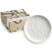 Rosanna Savour Olive Oil Dipping Round Serving Tray (Set of 4)