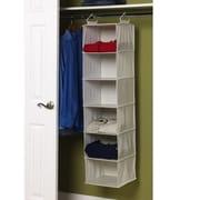 Household Essentials Storage and Organization 6-Shelf Organizer
