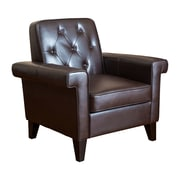Home Loft Concept Salerno Button Tufted Lounge Chair