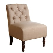 Abbyson Living Edgewood Tufted Side Chair