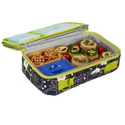 Fit & Fresh Bento 6 Piece Cherry Dots Lunch Box Set