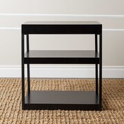 Abbyson Living Middlebury Console Table; Black