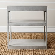 Abbyson Living Middlebury Console Table; Grey