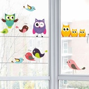 Platin Art Funny Forest Window Sticker