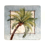Certified International Key West Square Platter