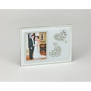 Creative Gifts International Sparkling Hearts Picture Frame