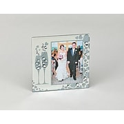 Creative Gifts International Sparkling Goblets Picture Frame