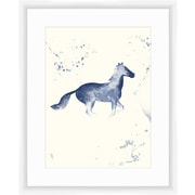 PTM Images Watercolor Horse I Giclee Framed Painting Print Art
