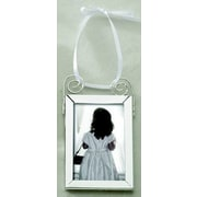Creative Gifts International Double Sided Vertical Picture Frame