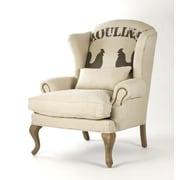 Zentique Inc. Zacharie Club Chair