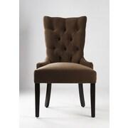 Zentique Inc. Teressa Tufted Wingback Chair