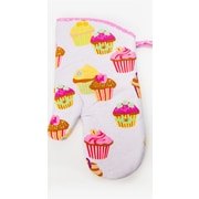 Flirty Aprons Frosted Cupcake Oven Mitt