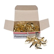 "Paper Fasteners 1/2"" Brass, Box of 100 (CHL2RBP)"