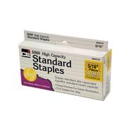 Charles Leonard High Capacity Standard Staples, 5/16 inch , 5000/Box (CHL84516) by