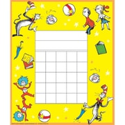 "Eureka Dr.Seuss 5"" X 6"" Mini Reward Charts Plus Stickers, Multicolor (EU-837011 )"