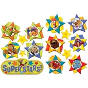 "EUREKA EU-840155 18.5"" x 13"" Muppets Two-Sided Deco Kit, Multicolor"