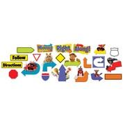 "EUREKA Muppets 22"" x 17"" Moving Along Together Bulletin Board Set (EU-847150)"