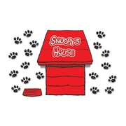 "Eureka Giant Peanuts 25"" x 17"" Dimensional Dog House Bulletin Board Set ( EU-847601)"