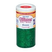 Spectra® PAC91660 Green Glitter, 4 oz.