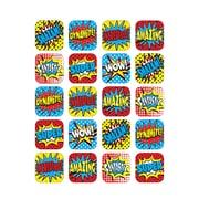 Superhero Stickers Multicolor, 120/pkg (TCR5570)