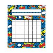 Superhero Incentive Charts Multicolor, 36/pkg (TCR5646)